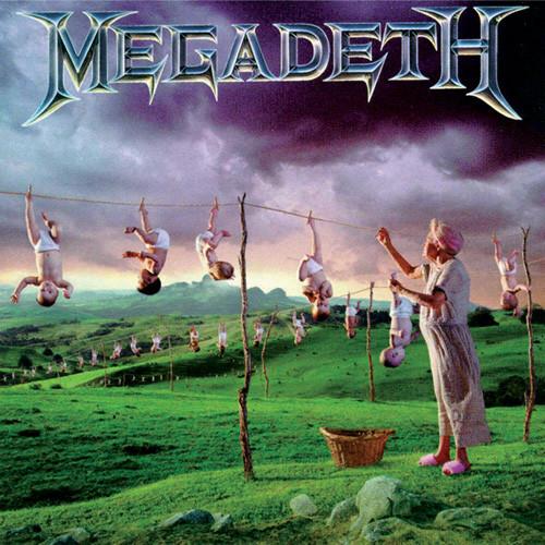 Megadeth - Youthanasia (EMI/계몽사 초판)