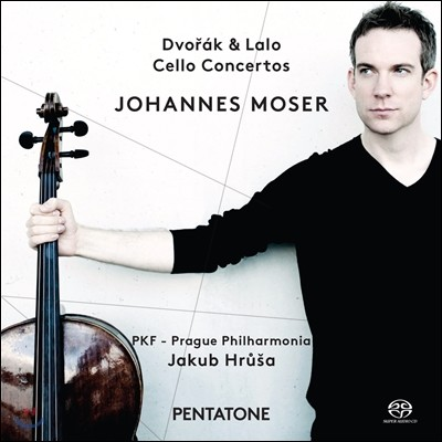 Johannes Moser 드보르작 / 랄로: 첼로 협주곡 (Dvorak / Lalo: Cello Concertos)