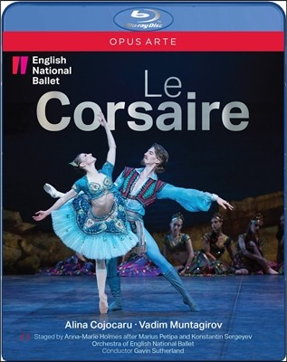 Alina Cojocaru / English National Ballet 아당: 해적 (Adam: Le Corsaire) 블루레이