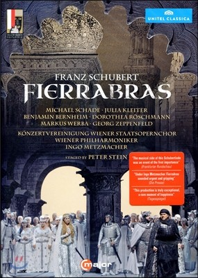 Ingo Metzmacher 슈베르트: 피에라브라스 (Schubert: Fierrabras Fierrabras D 796)