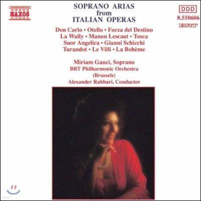 Miriam Gauci 이탈리아 오페라의 소프라노 아리아 (Soprano Arias from Italian Operas - Don Carlos, Otello, Manon Lescaut, Tosca)