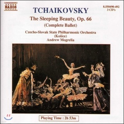 Andrew Mogrelia 차이코프스키: 잠자는 숲 속의 미녀 (Tchaikovsky: The Sleeping Beauty Op.66)