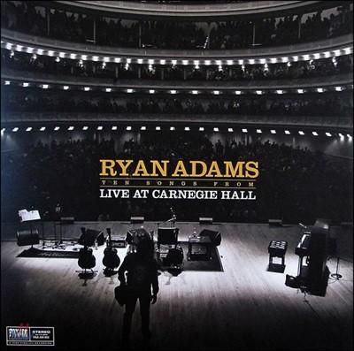 Ryan Adams - Ten Songs From Live At Carnegie Hall [LP]