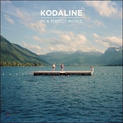 Kodaline (코다라인) - 1집 In A Perfect World 데뷔 앨범 [LP]