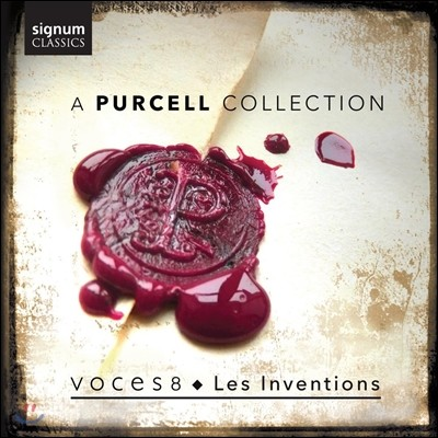 VOCES8 퍼셀: 작품 모음집 (A Purcell Collection)