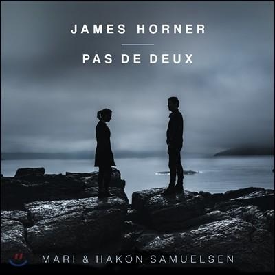 Mari and Hakon Samuelsen 제임스 호너: 파드되 / 아르보 패르트: 프라트레스 / 루도비코 에이나우디: 디베니네 (James Horner: Pas de Deux)