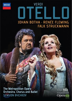 Renee Fleming / Johan Botha 베르디: 오텔로 (Verdi: Otello)