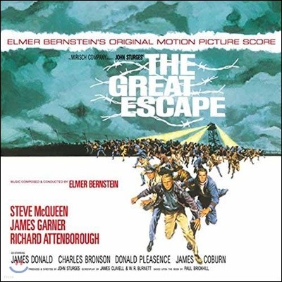 The Great Escape (대탈주) OST [2 LP]