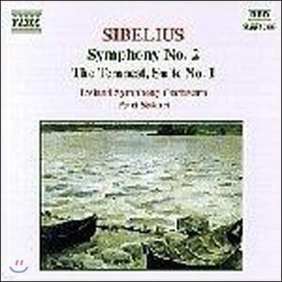 Petri Sakari / 시벨리우스 : 교향곡 2번, 템페스트 모음곡 1번 (Sibelius : Symphony No.2 Op.43, 'The Tempest' Suite No.1 Op.109-2/수입/미개봉/8554266)