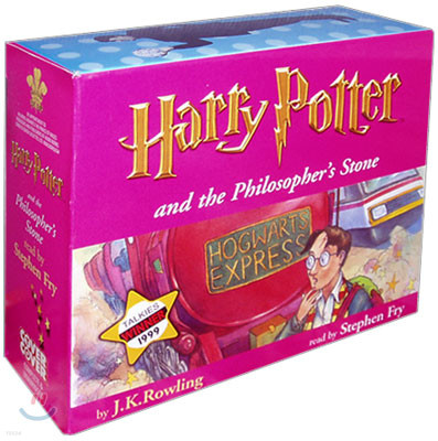 Harry Potter and the Philosopher's Stone : Audio CD