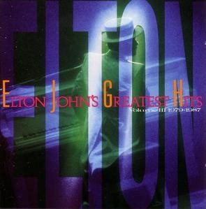 Elton John / Elton John's Greatest Hits Volume III 1979-1987 (수입)
