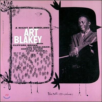Art Blakey Quintet - A Night At Birdland Vol.1 [LP]