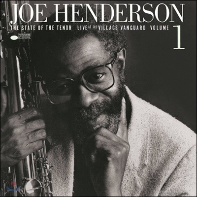 Joe Henderson - The State Of The Tenor Live At The Village Vanguard Vol.1 [LP]