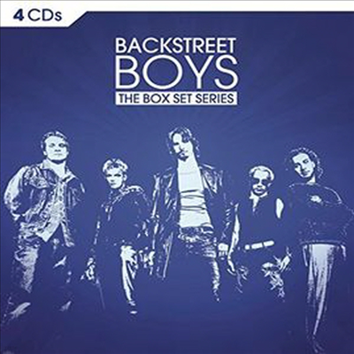 Backstreet Boys - Box Set Series (Box Set)(4CD)(Digipack)