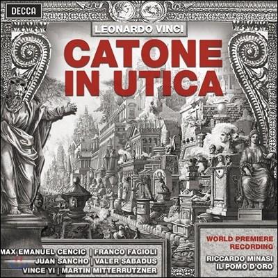 Max Emanuel Cencic 레오나르도 빈치: 카토네 인 우티카 (Leonardo Vinci: Catone in Utica)