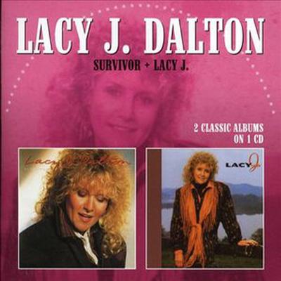 Lacy J. Dalton - Survivor/Lacy J. (2 On 1CD)(CD)