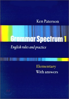 Grammar Spectrum 1 (Elementary) with Answer
