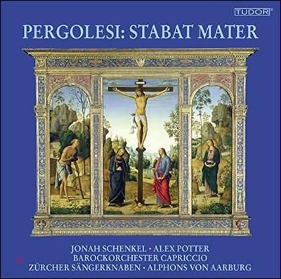 Zurcher Sangerknaben 페르골레지: 스타바트 마테르 - 취리히 소년 합창단, 카프리치오 바로크 오케스트라 (Pergolesi: Stabat Mater)