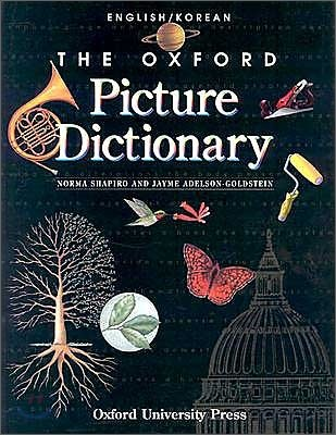 The Oxford Picture Dictionary English-Korean, Korean Edition