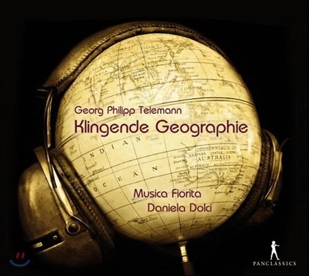 Daniela Dolci 텔레만: 음악 지리학 (Telemann: Klingende Geographie)
