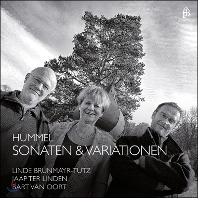 Jaap Ter Linden 훔멜: 피아노 / 첼로 / 플루트를 위한 실내악곡들 (Hummel: Sonatas & Variations)