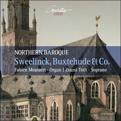 Zsuzsi Toth 스베일링크 / 북스테후데 / 샤이데만의 오르간 및 성악 작품들 (Northern Baroque - Sweelinck / Buxtehude Et Co)
