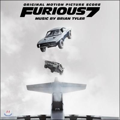 분노의 질주: 더 세븐 영화음악 (Fast & Furious 7 OST by Brian Tyler) [블랙 디스크 LP]