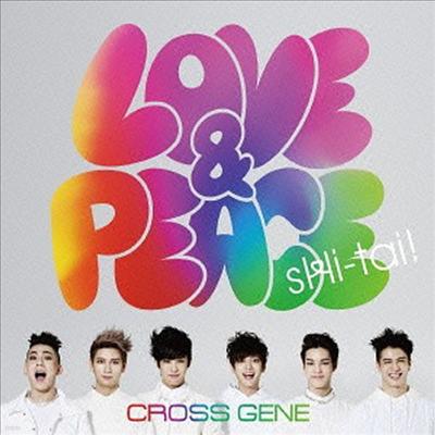 크로스 진 (Cross Gene) - Love & Peace