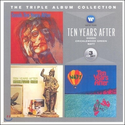 Ten Years After - The Triple Album Collection