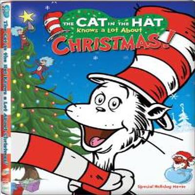 Cat In The Hat: Christmas Special (캣 인 더 햇 : 크리스마스)(지역코드1)(한글무자막)(DVD)