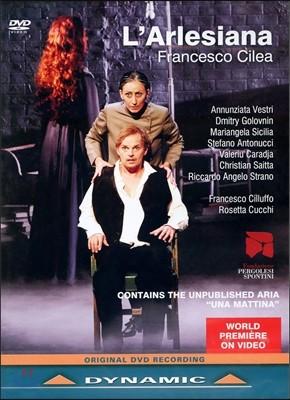 Annunziata Vestri / Dmitry Golovnin 칠레아: 아를르의 여인 (Cilea: L'arlesiana)