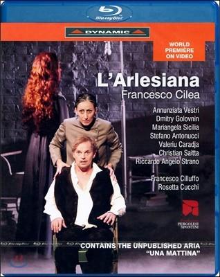 Annunziata Vestri / Dmitry Golovnin 칠레아: 아를르의 여인 (Cilea: L'arlesiana) 블루레이