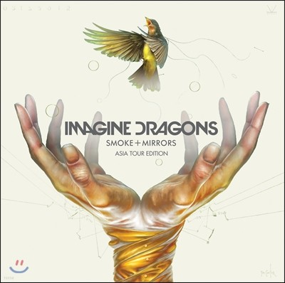 Imagine Dragons - Smoke + Mirrors (Asia Tour Edition) (이매진 드래곤즈 아시아 투어 에디션)