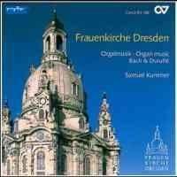 [SACD] Samuel Kummer / 바흐 & 뒤리플레 : 오르간 작품집 (Bach & Durufle : Organ Works) (Digipack/수입/83188)