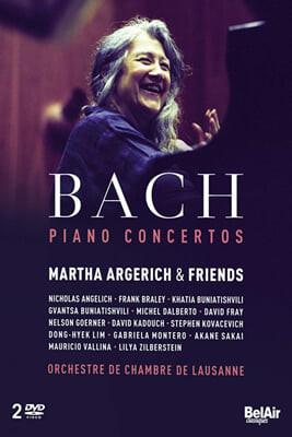 임동혁 / Martha Argerich 아르헤리치와 친구들 - 바흐 : 피아노 협주곡들 (JS Bach Piano Concertos: Martha Argerich and friends)