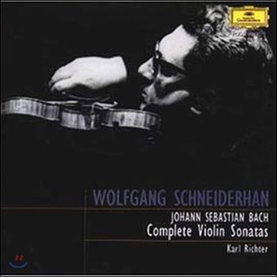 Wolfgang Schneiderhan 바흐: 바이올린 소나타 전곡집 (J.S. Bach : The Complete Violin Sonatas)