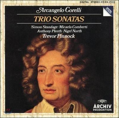 Trevor Pinnock 코렐리: 트리오 소나타 (Corelli: Trio Sonatas)