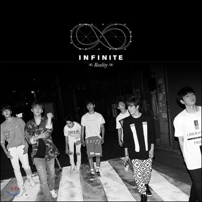 인피니트 (Infinite) - 미니앨범 5집 : Reality [한정반]