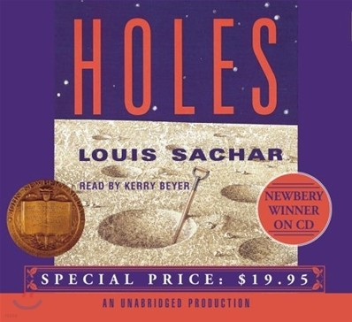 Holes : Audio CD