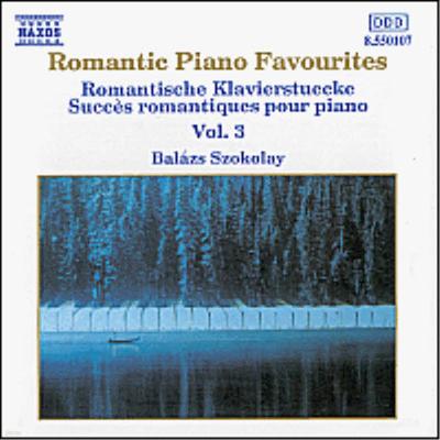 로맨틱 피아노 유명작품 3집 (Romantic Piano Favourites, Vol. 3) - Balazs Szokolay