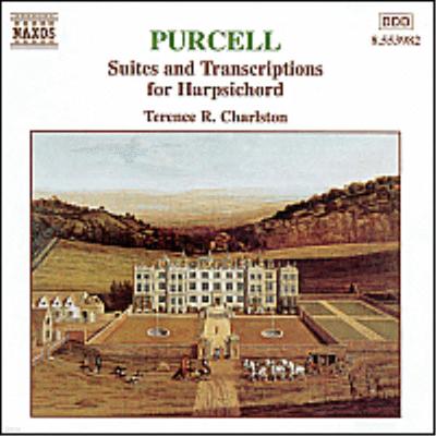 퍼셀 : 하프시코드 모음곡 (Purcell : Harpsichord Suites) - Terence R. Charlston