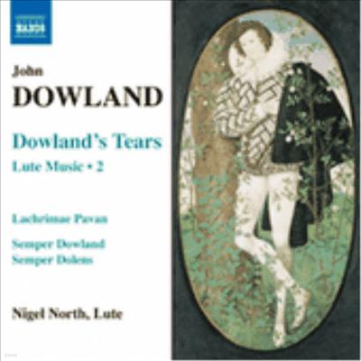 다울랜드 : 류트 작품 2집 (Dowland : Lute Music, Vol.2) - Nigel North