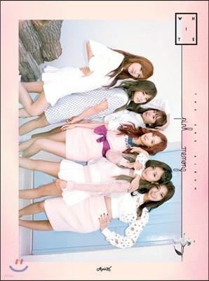 에이핑크 (Apink) 2집 - Pink MEMORY [White Ver.]