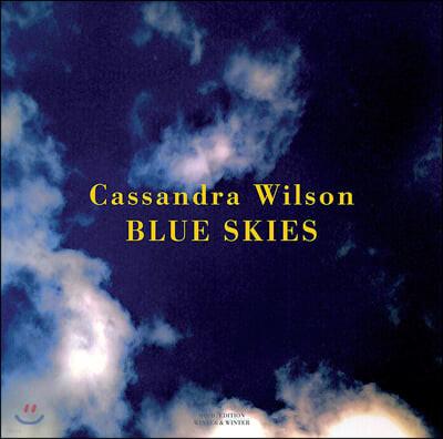 Cassandra Wilson (카산드라 윌슨) - Blue Skies [LP]