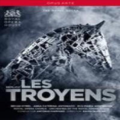 베를리오즈: 오페라 '트로이 사람들' (Berlioz: Opera 'Les Troyens') (한글자막)(2Blu-ray) (2013) - Antonio Pappano