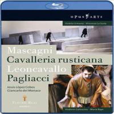 마스카니 : 카발레리아 루스티카나 & 레온카발로 : 팔리아치 (Blu-ray) - Vincenzo La Scola