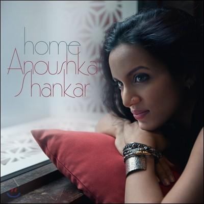 Anoushka Shankar 아노쉬카 샹카르 8번째 앨범 (Home)