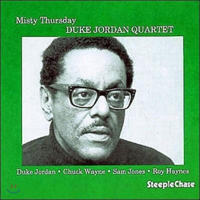 Duke Jordan (듀크 조단) - Misty Thursday [LP]