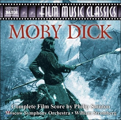 Moscow Symphony Orchestra 필립 생통: 영화음악 `모비 딕` (Philip Sainton: Moby Dick)