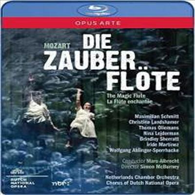 모차르트: 오페라 '마술피리' (Mozart: Die Zauberflote, K620) (한글자막)(Blu-ray) (2015) - Marc Albrecht